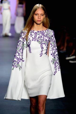 Tadashi Shoji - Runway - Spring 2016 New York Fashion Week: The Shows