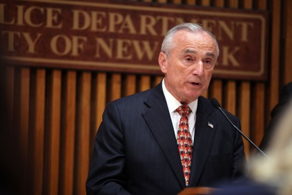 NYPD Chief Bill Bratton Speaks About The Mistakenly Detainment Of Tennis Player James Blake