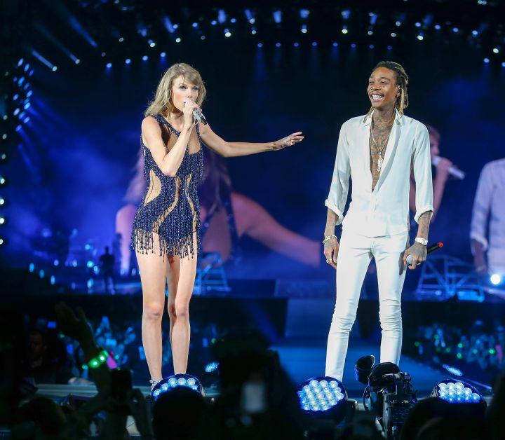 Taylor Swift & Wiz Khalifa