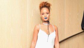 Rihanna Party At The New York EDITION