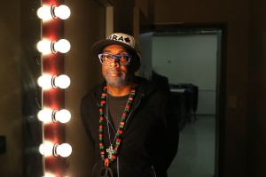 Spike Lee attends the Digital Edge Live 2015 in SA