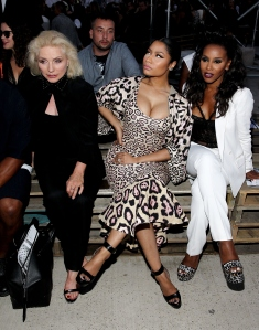 Givenchy - Front Row & Backstage - Spring 2016 New York Fashion Week