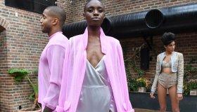 Laquan Smith - Presentation - Spring 2016 New York Fashion Week