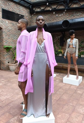 Laquan Smith - Presentation - Spring 2016 New York Fashion Week