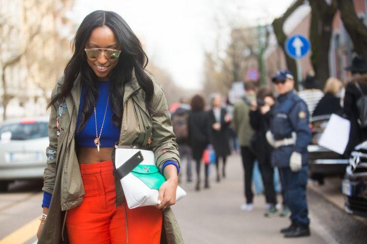 #NYFWNoir: How To Dress Like A Fashion Editor