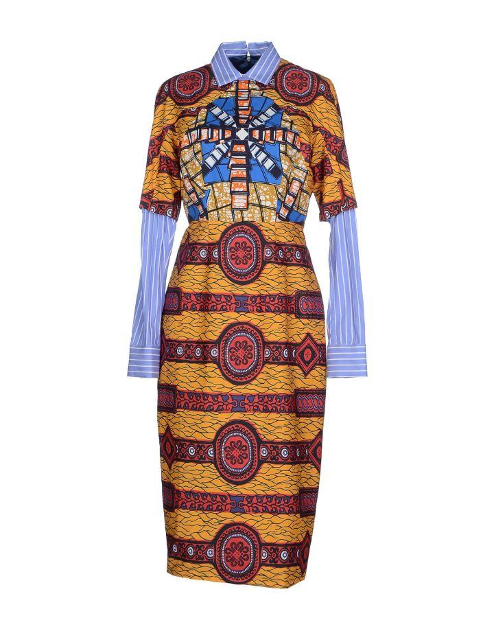 A Statement Dress