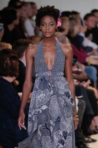 Diane Von Furstenberg - Runway - Spring 2016 New York Fashion Week
