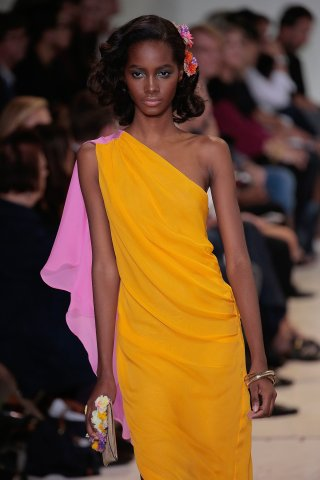 Diane Von Furstenberg - Runway - Spring 2016 New York Fashion Week