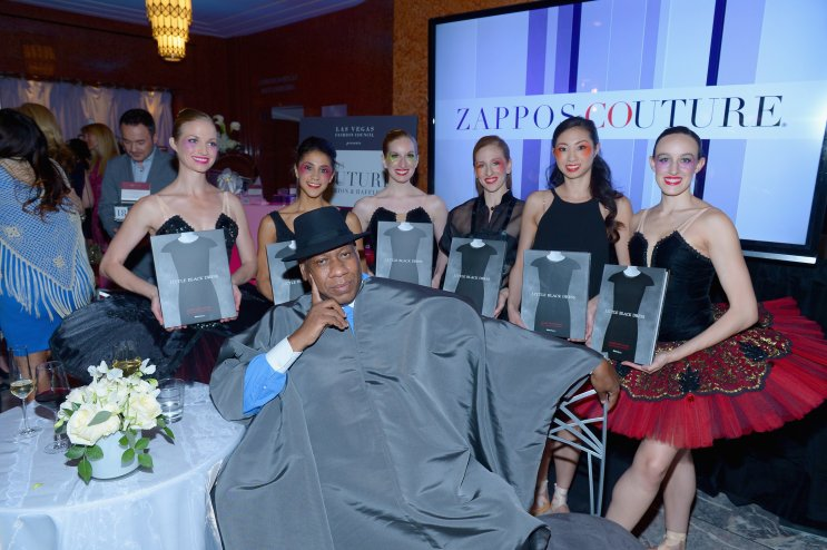 Zappos Couture Celebrates 20 Years Of Fashion With Andre Leon Talley