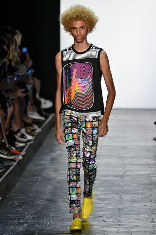 Jeremy Scott Model