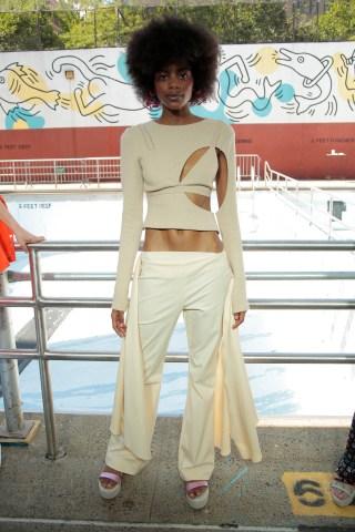 Rosie Assoulin Model