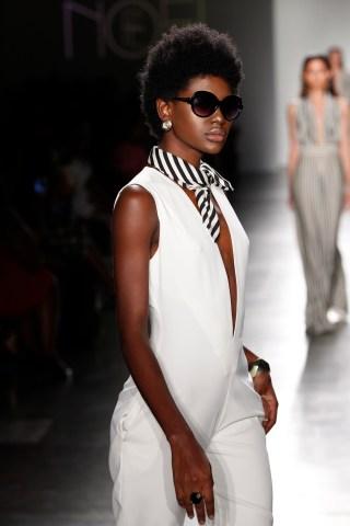 Harlem's Fashion Row Model