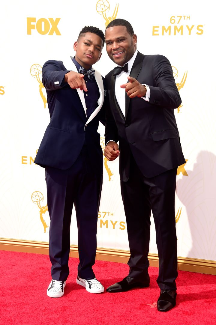 Nathan Anderson & Anthony Anderson