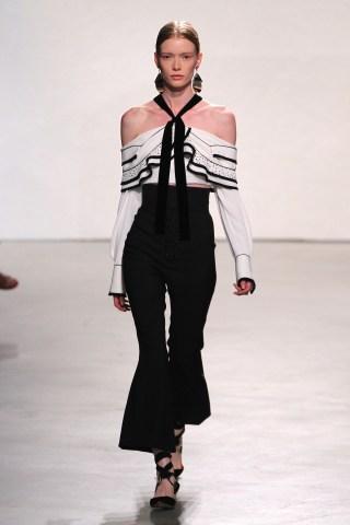 Proenza Schouler - Runway - Spring 2016 New York Fashion Week