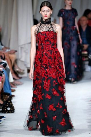 Oscar De La Renta - Runway - Spring 2016 New York Fashion Week