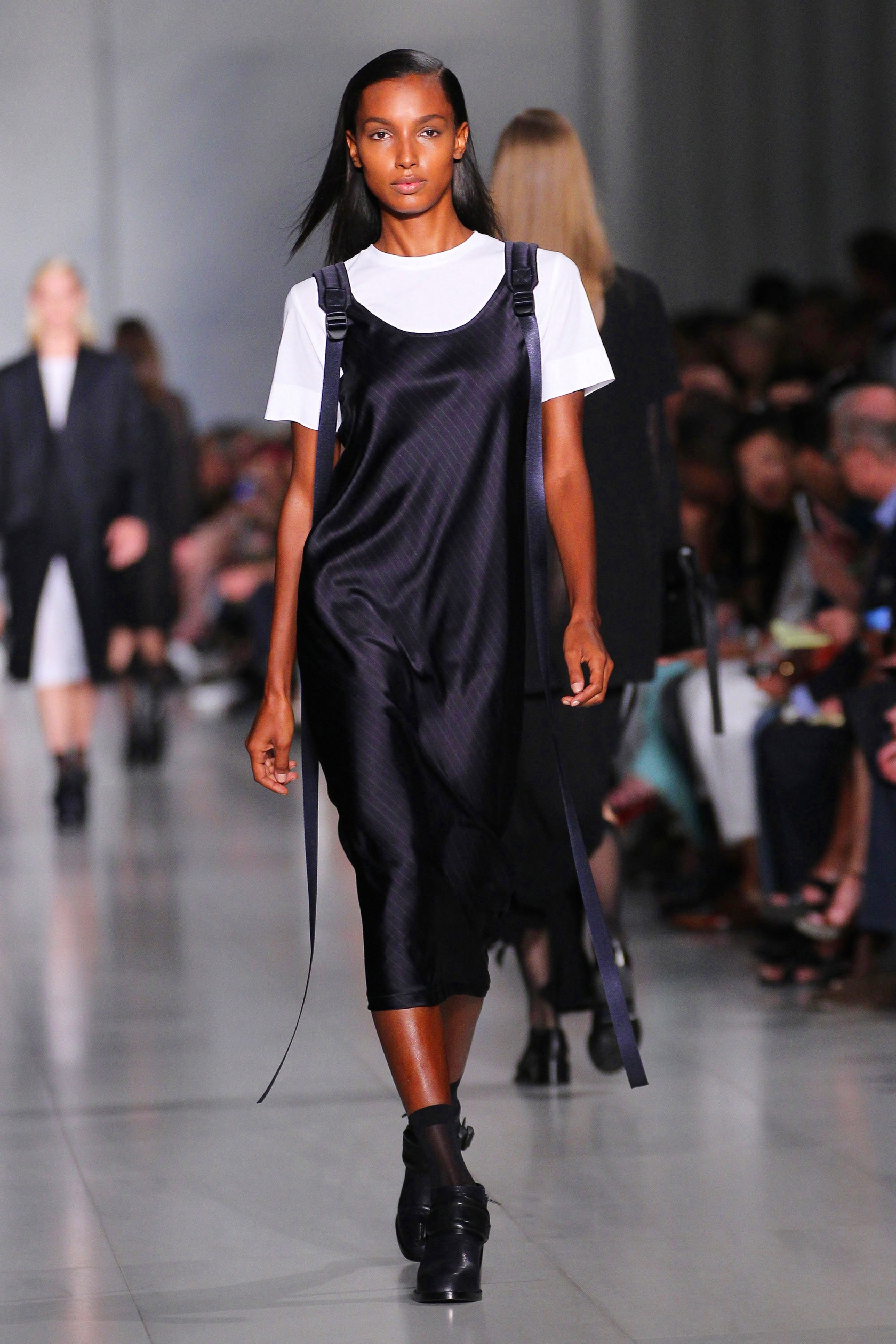 DKNY Women's - Runway - Spring 2016 New York Fashion Week: The Shows