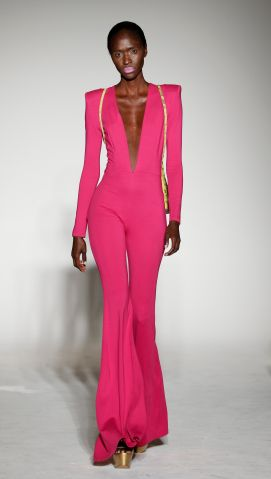 Michael Costello - Runway - Spring 2016 New York Fashion Week