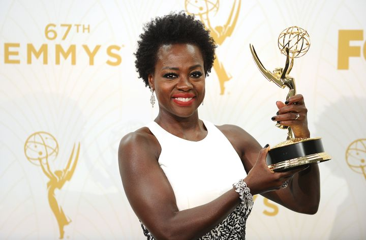 Top Black Pop Culture Moments Of 2015: Viola Davis Wins an Emmy for HTGWM