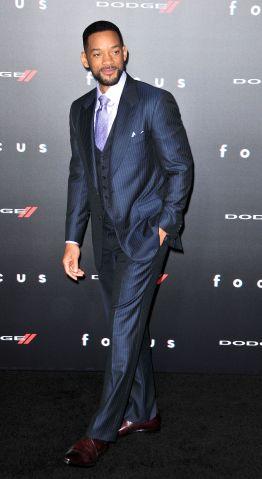 Los Angeles Premiere Of 'Focus'