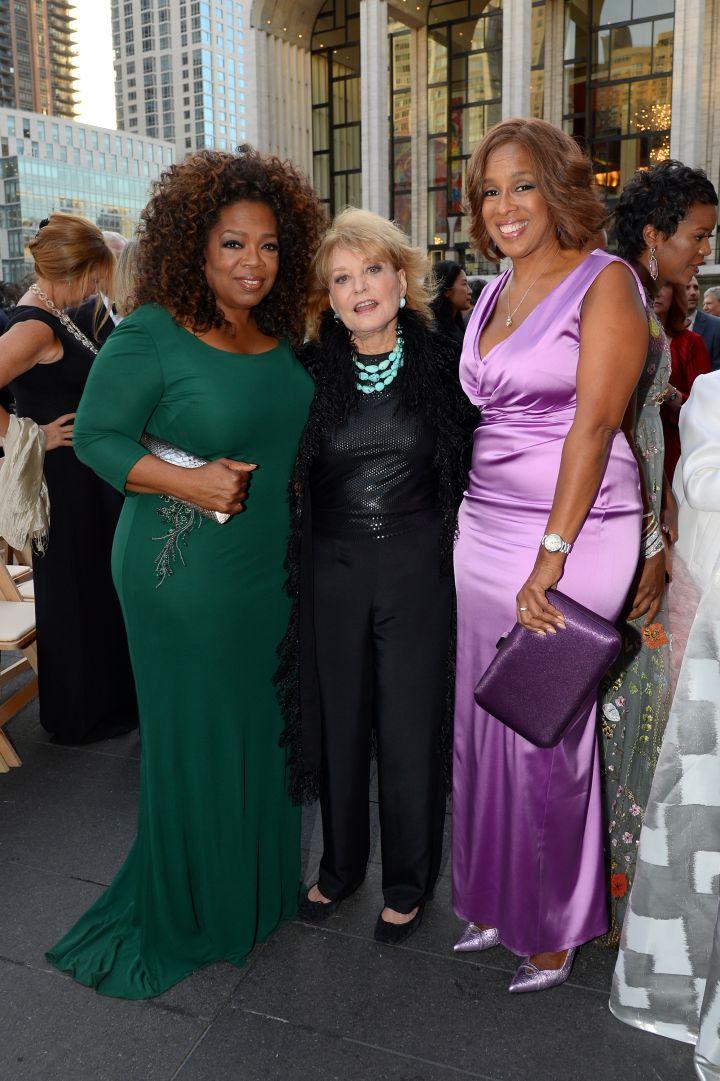 Oprah Winfrey, Barbara Walters & Gayle King