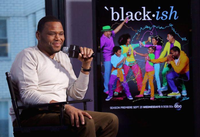AOL Build Presents 'black-ish'