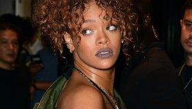Celebrity Sightings In New York City - September 09, 2015