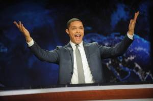 'The Daily Show with Trevor Noah' Premiere