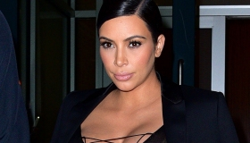 Celebrity Sightings In New York City - September 15, 2015