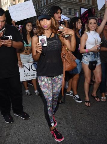 Amber Rose SlutWalk LA