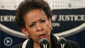 AG Loretta Lynch Says The Feds Should Not Require Cops To Report Fatal Shootings Of Civilians