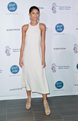 Zendaya Attends Nordstrom Del Amo Fashion Center Opening Gala