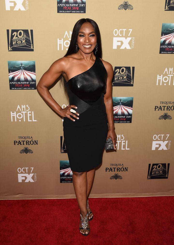 Premiere Screening Of FX's 'American Horror Story: Hotel' (2015)