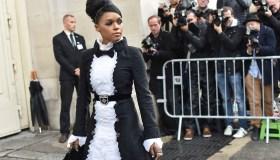 Celebrity Sightings In Paris - October 06, 2015