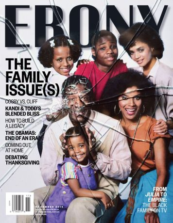 """Ebony's """"The Cosby Show"""" Cover"""