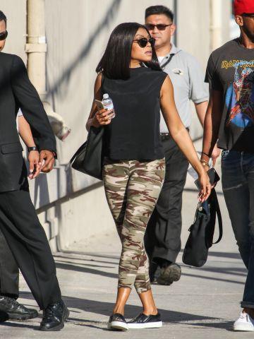 Celebrity Sightings In Los Angeles - October 13, 2015
