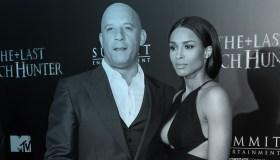 Ciara and Vin Diesel