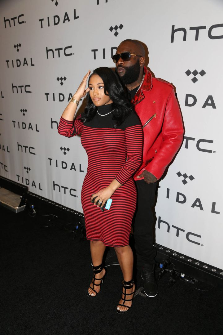Rick Ross & Lira Galore