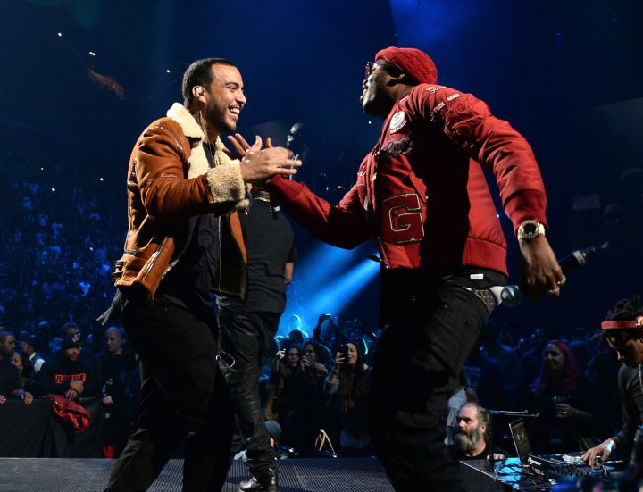 French Montana & Meek Mill