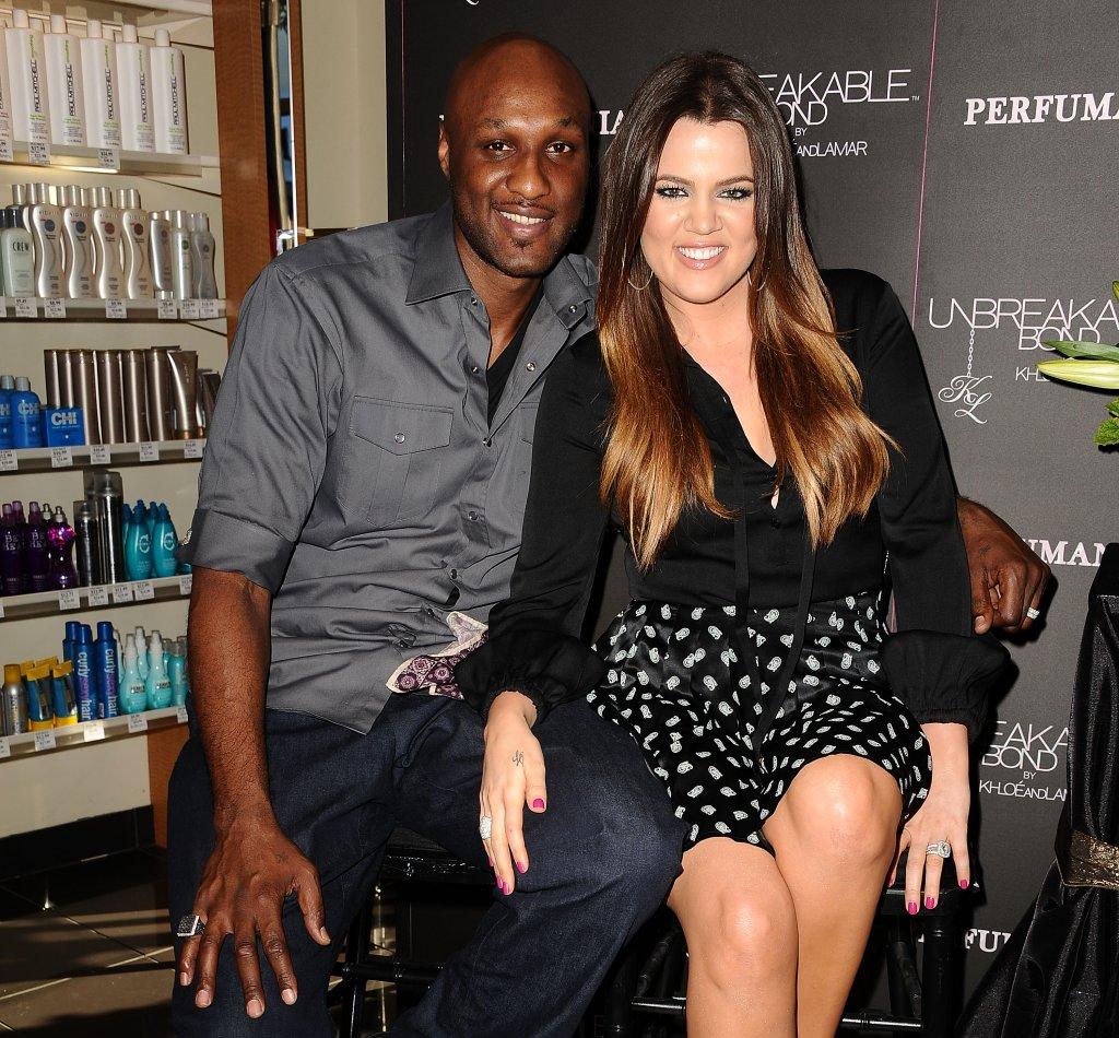 'Unbreakable Bond' Personal Appearance With Khloe Kardashian Odom And Lamar Odom