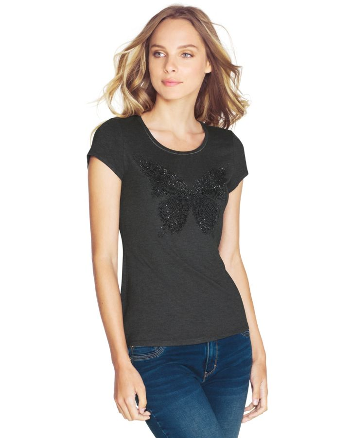 White House, Black Market Butterfly Tee, $58