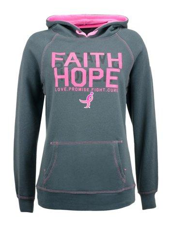 Faith Hope Komen Sweatshirt