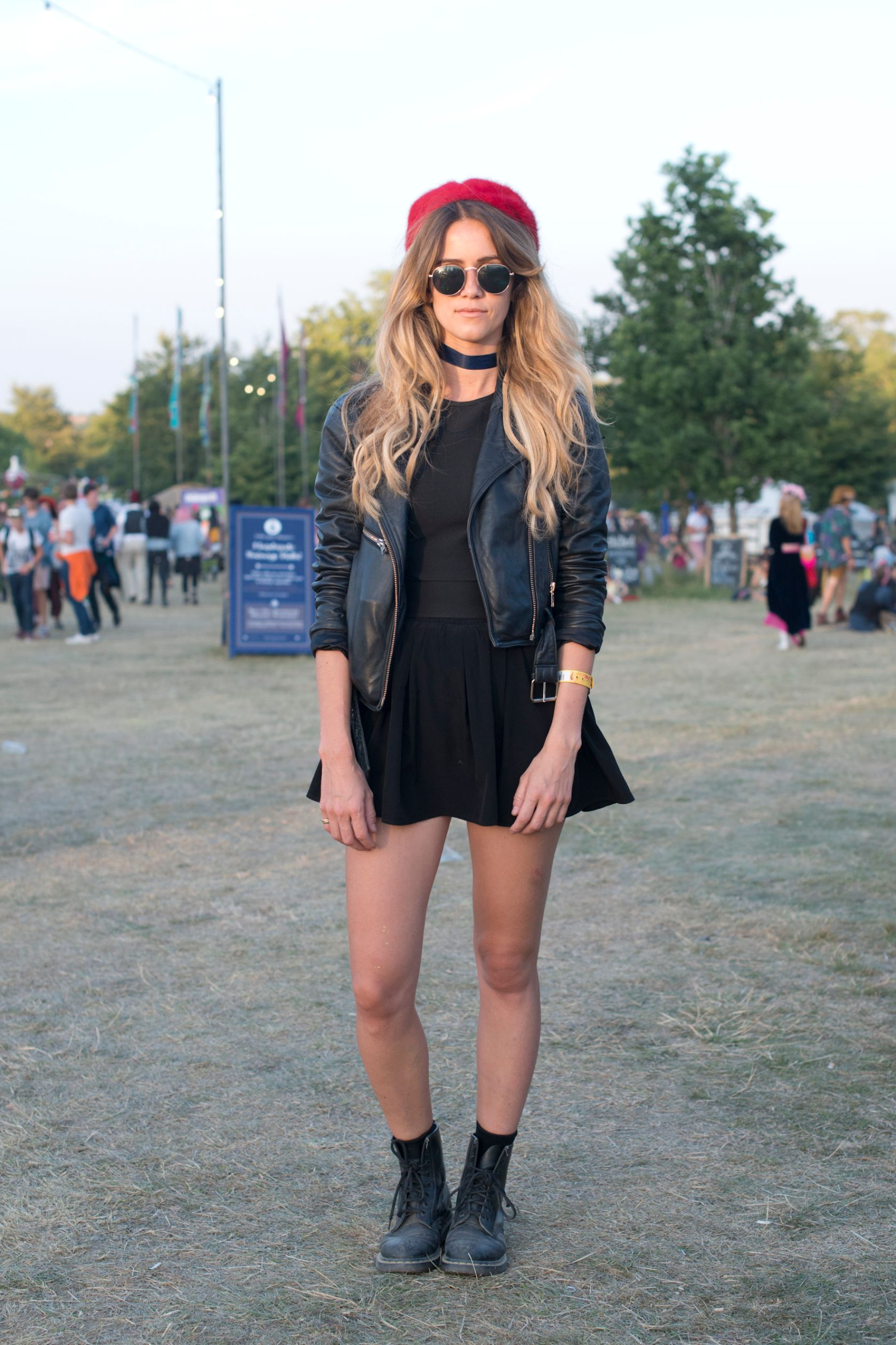 Street Style at The Wilderness Festival 2015 - August 06 To August 09, 2015