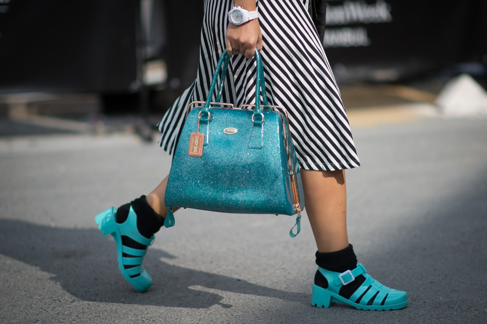 Street Style: Day 2 - Mercedes Benz Fashion Week Istanbul Spring/Summer 2015