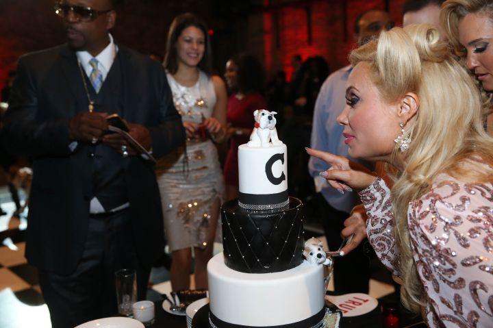 Adorable Cake For #ChanelNicole