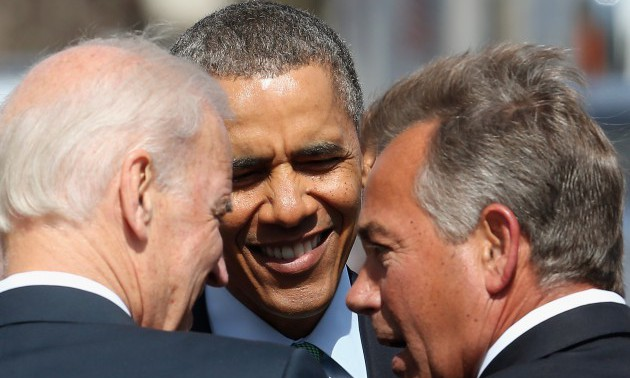 Boehner Hosts Congressional St. Patrick's Day Luncheon For Irish PM