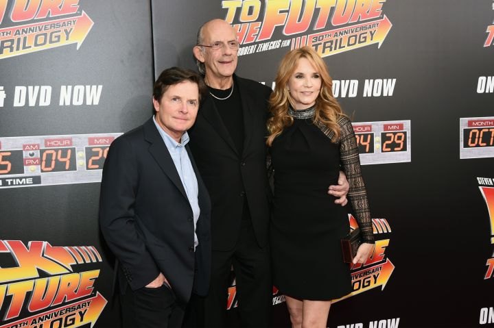 'Back To The Future Reunion'
