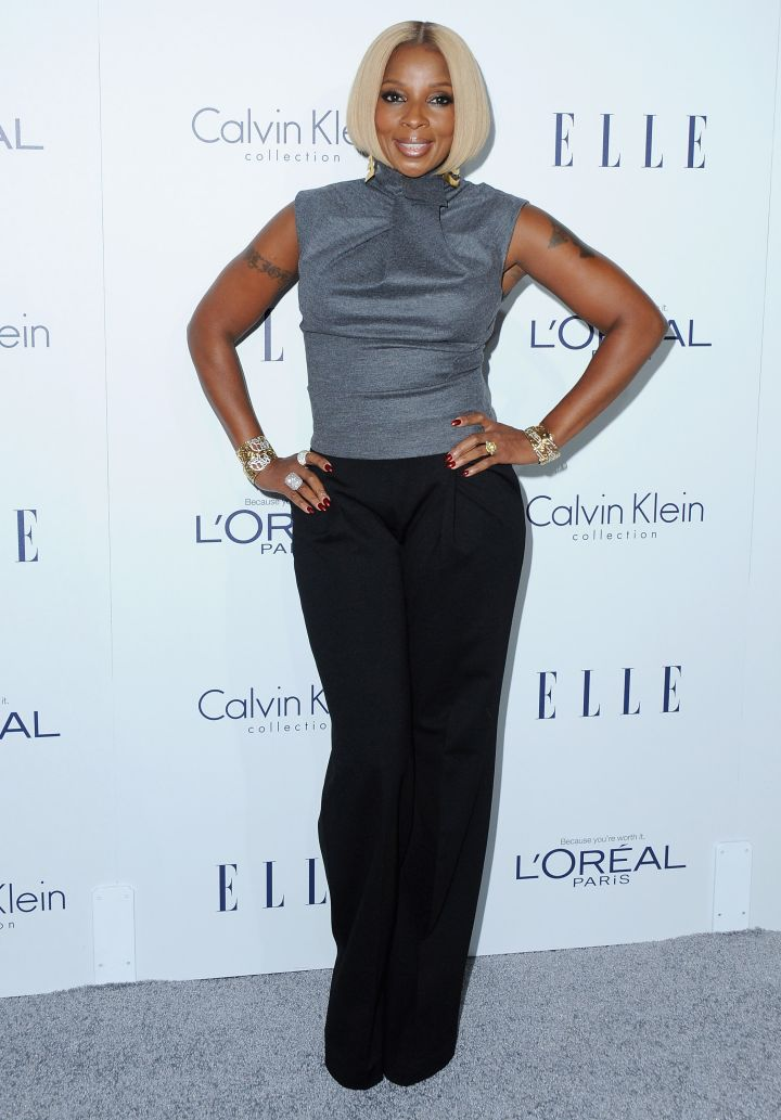 Elle Magazine Women In Hollywood Dinner