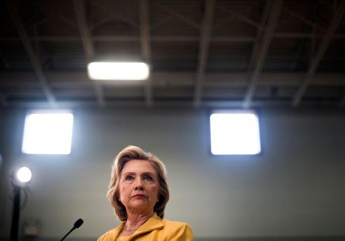 Secretary Hillary Clinton in New Hampshire