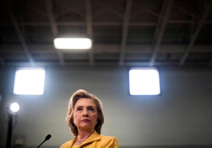 Secretary Hillary Clinton in New Hampshire