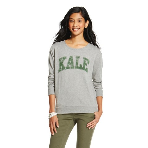 Kale Graphic Sweatshirt